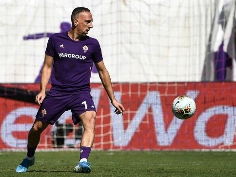 Italie: opéré d'une cheville, Ribéry sera écarté des terrains 10 semaines