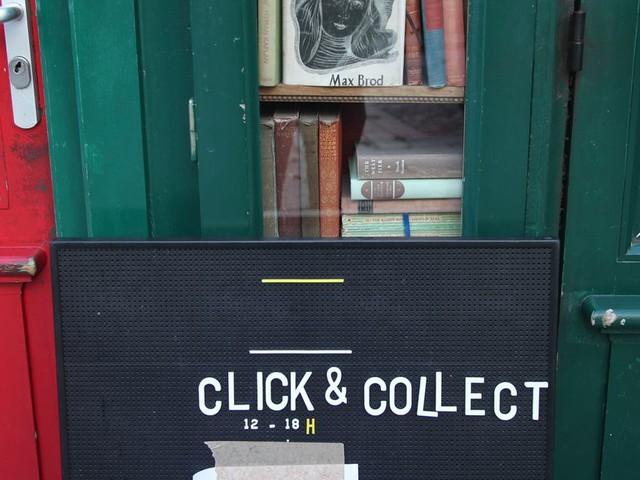 Des librairies verbalisées pour non respect du click and collect