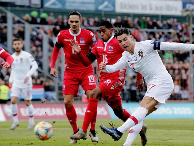 Luxembourg - Portugal EN DIRECT