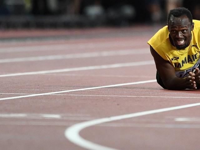 Mondiaux d'athlétisme : triste dernier sprint pour la légende Bolt