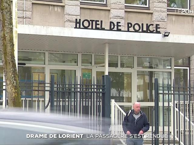 Enfants fauchés à Lorient : la passagère s'est rendue