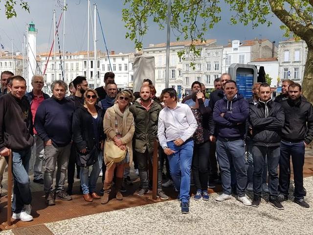 La Rochelle : coup de gueule des commerçants qui ne veulent pas fermer le jour d'une manif nationale des gilet jaunes