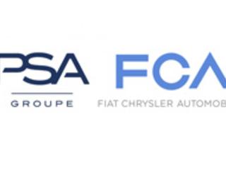 Le Groupe Peugeot S.A et Fiat Chrysler Automobiles préparent une fusion à 50/50
