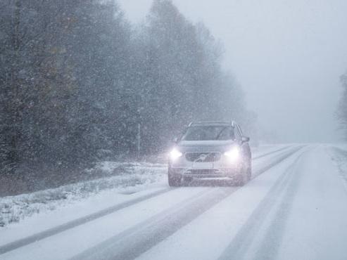 Prévisions météo: attendez-vous à des chutes de neige tout le week-end, surtout dimanche