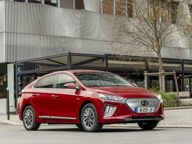 Hyundai Ioniq electric 2 : 310 km entre deux prises