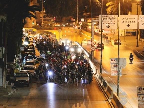 « Tunis by Bike 7 », le 25 novembre à l'Ariana