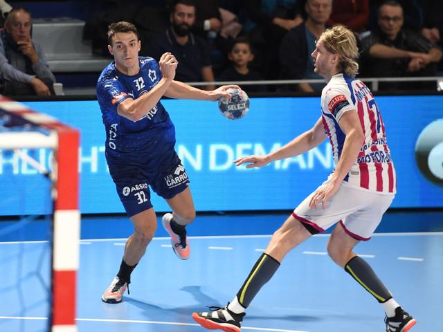 Ligue des Champions – Montpellier se reprend face aux Ukrainiens