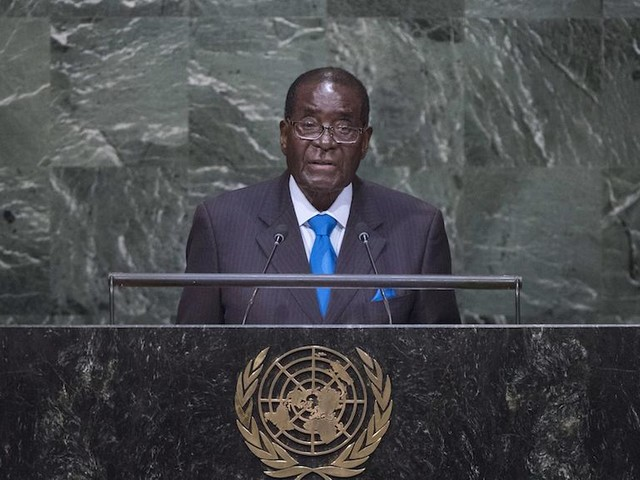 Robert Mugabe ne sera pas ambassadeur de bonne volonté de l'OMS