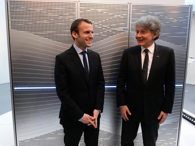Remplacer Sylvie Goulard à Bruxelles : Thierry Breton favori de Macron… au risque d'un conflit d'intérêts