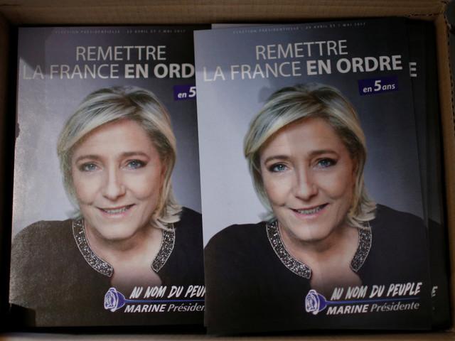 À toi qui veux voter FN pour retourner la table!