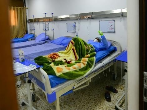 En Irak, pas de sépulture pour les morts du coronavirus