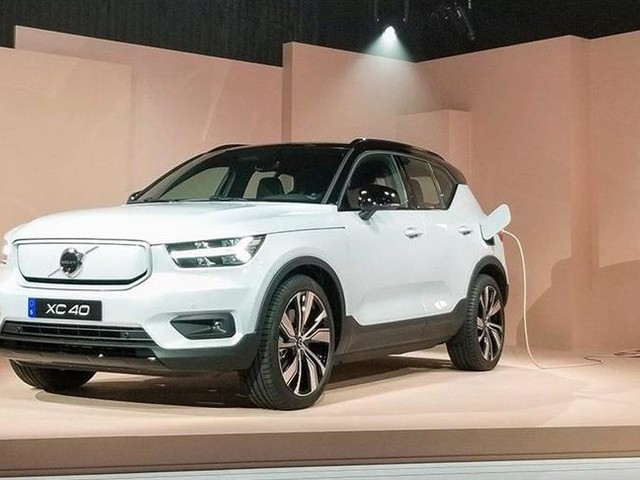 Volvo XC40 Recharge : le Tesla Model Y en ligne de mire (+ photos)