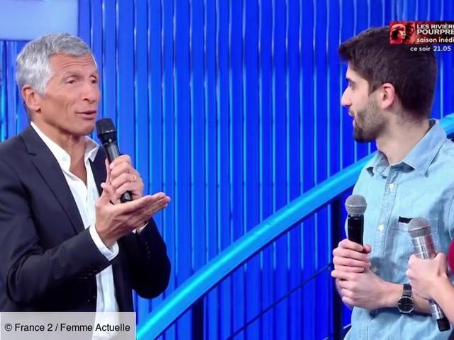 """Vidéo - """"N'oubliez pas les paroles"""" : Kévin de retour dans l'émission, Margaux perd ses moyens"""