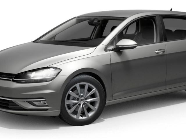 Coup d'envoi pour la dernière Volkswagen Golf 7 «Match»