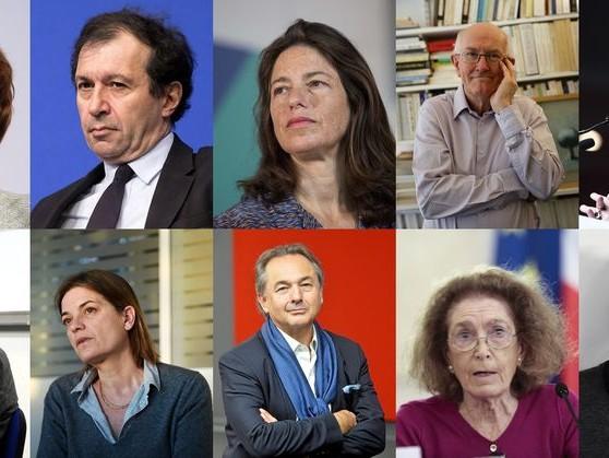 Qui sont les intellectuel(le)s qui vont échanger avec Emmanuel Macron ce lundi ?