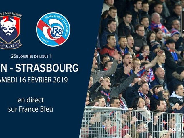 DIRECT - Ligue 1 (J25) : Caen reçoit Strasbourg pour enfin gagner un match de Ligue 1 en 2019
