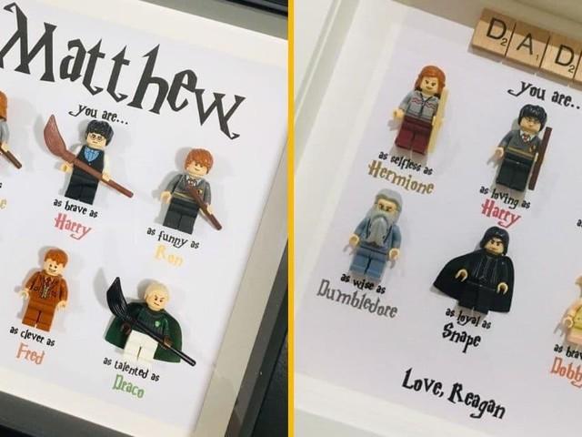 [TOPITRUC] Des LEGO Harry Potter personnalisés