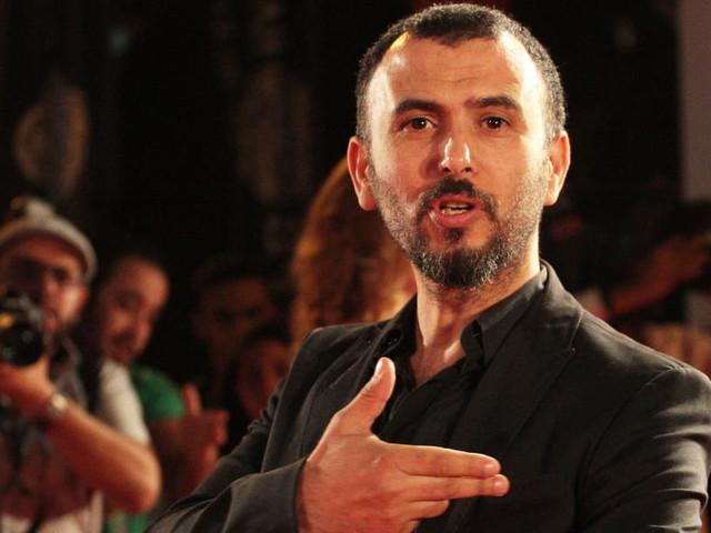 Lotfi Abdelli, couteau-suisse artistique venu de Tunisie