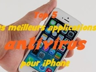 Top 5: les meilleurs applications antivirus pour l'iPhone 2016