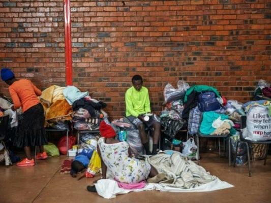 En Afrique du Sud, des centaines d'étrangers déplacés par les violences xénophobes