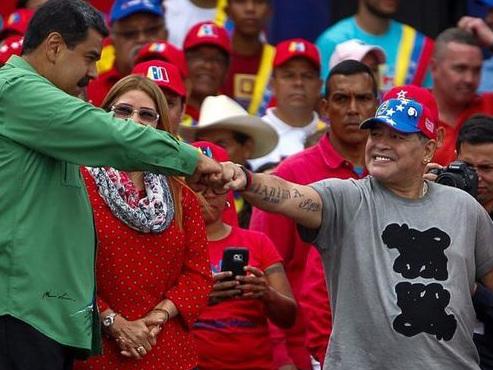 Venezuela-débat. Voter ou ne pas voter pour Maduro?