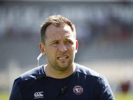 Rugby - Top 14 - UBB - Rory Teague (Bordeaux-Bègles) : «Il faut rester positif»