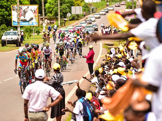 Tropicale Amissa Bongo 2020 : Carnet de route de l'étape Lambaréné-Mouila