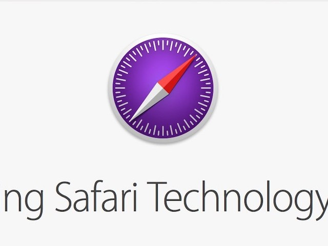 Safari Technology Preview : Apple propose la version 99