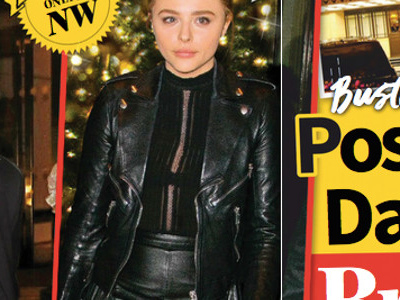 David Beckham dérape avec Chloe Grace Moretz, l'ex de son fils (photo)