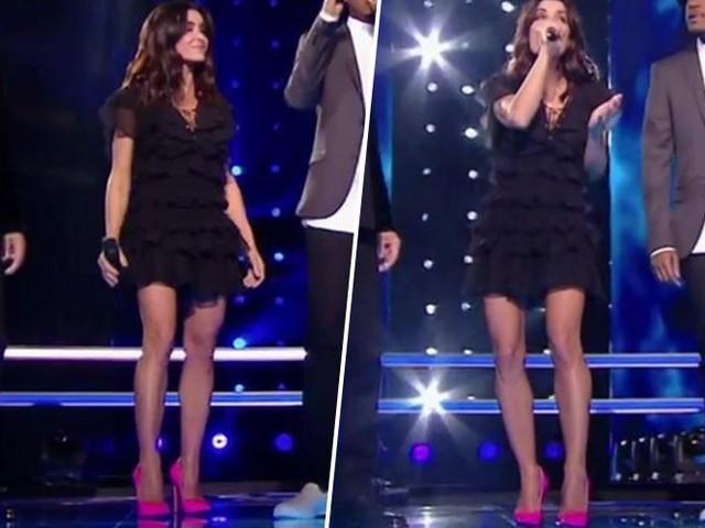 Jenifer sublime dans The Voice : Découvrez le prix de la tenue dont tout le monde parle !