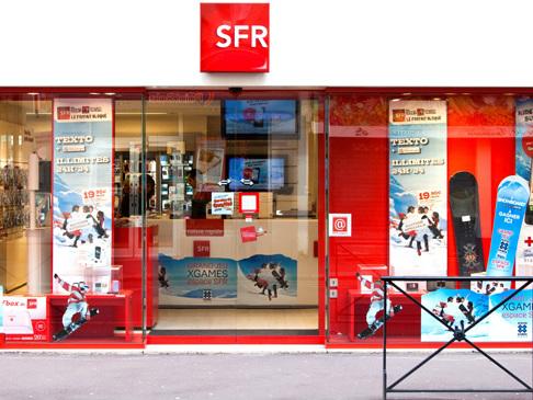 SFR renonce à fibrer 100% du territoire à ses frais