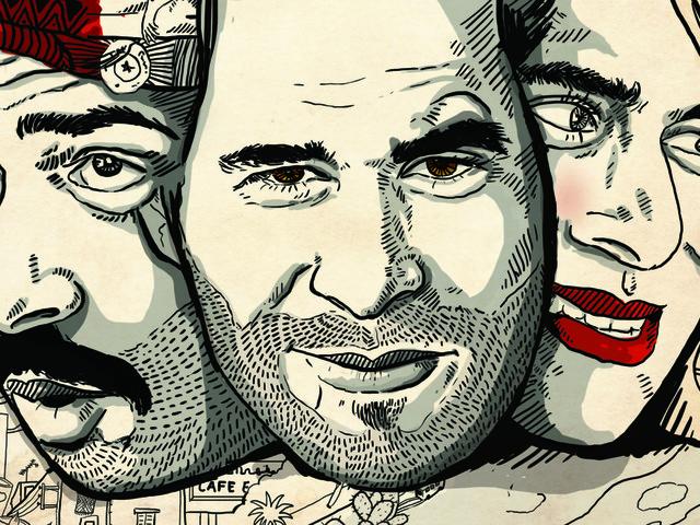 """Spectacle: """"Jeux de société"""", le miroir teinté d'humour que nous tend l'auteur et comédien Jalil Tijani"""