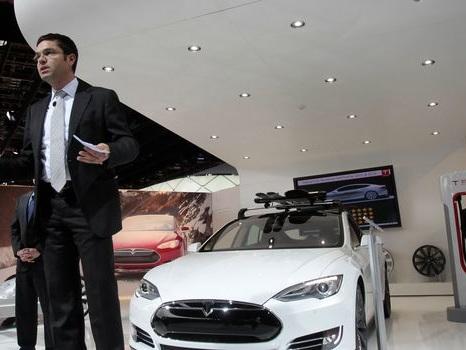 Jérôme Guillen, le Français qui doit sauver Tesla