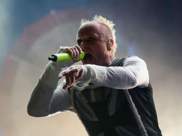 Keith Flint, chanteur du groupe Prodigy, est mort