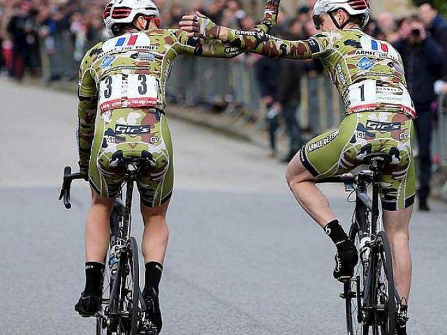 Cyclisme. Disparition de l'Armée de terre : « C'est du gâchis ! » disent les coureurs