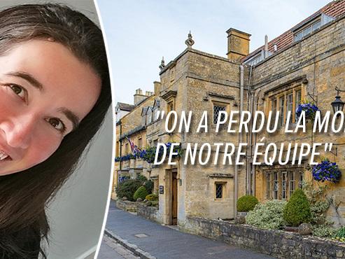"""""""Depuis la réouverture, c'est l'enfer"""": Caroline, une travailleuse belge en Angleterre, révèle la situation dramatique de l'horeca outre-Manche"""