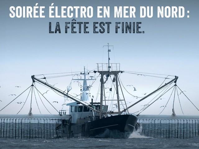 Biocoop félicite le parlement européen pour l'interdiction de la pêche électrique