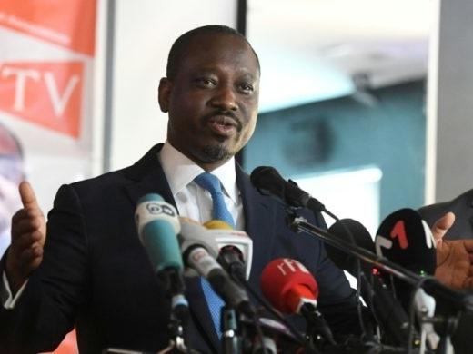 Côte d'Ivoire : Soro promet «d'organiser la résistance» depuis Paris