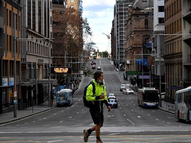 Malgré le confinement, Sydney face à une hausse des cas de Covid