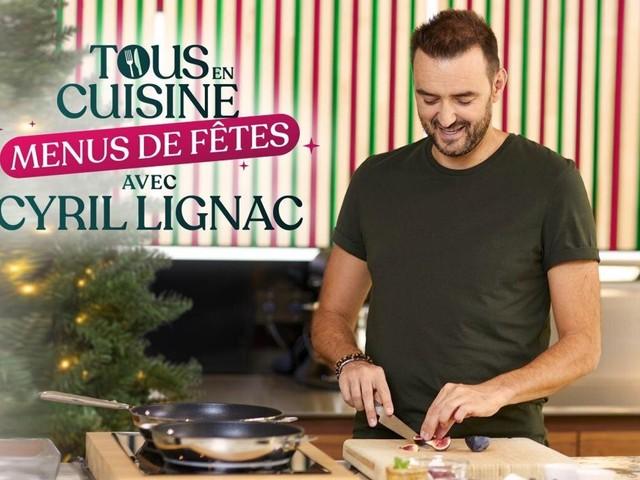 """Cyril Lignac: """"Cette année, on aura remis la cuisine au centre de la vie"""""""