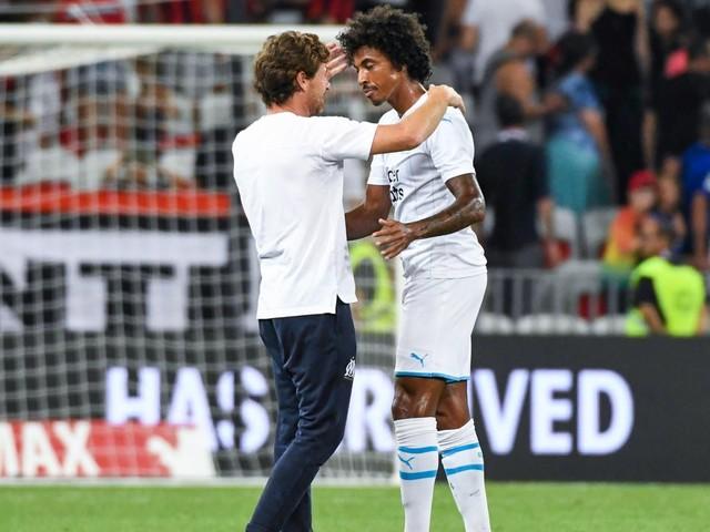 """Villas-Boas : """"On a construit le schéma tactique autour de Luiz Gustavo"""""""