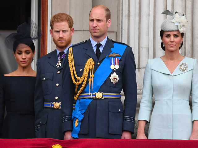 Crise à Buckingham : le prince William abandonne le prince Harry