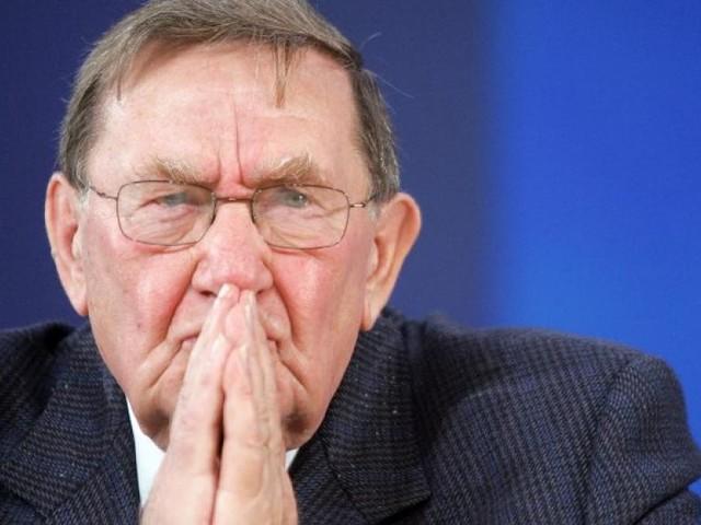France: mort de Louis Viannet, ancien leader emblématique de la CGT