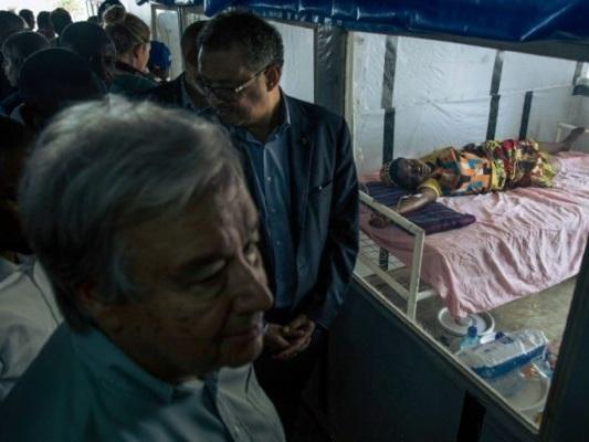 Guterres remet la RDC en haut de l'agenda diplomatique de l'ONU