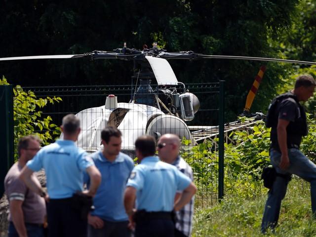 Redoine Faïd : la garde à vue du pilote de l'hélicoptère levée