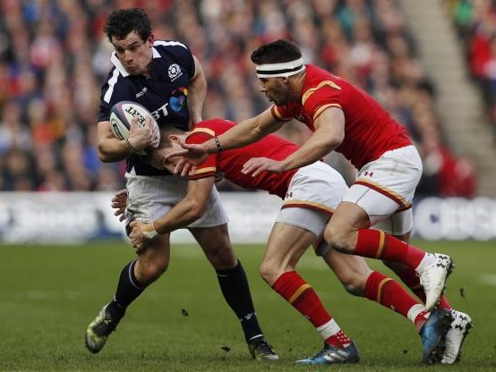 Rugby - ECO - Ecosse : John Hardie suspendu par sa fédération