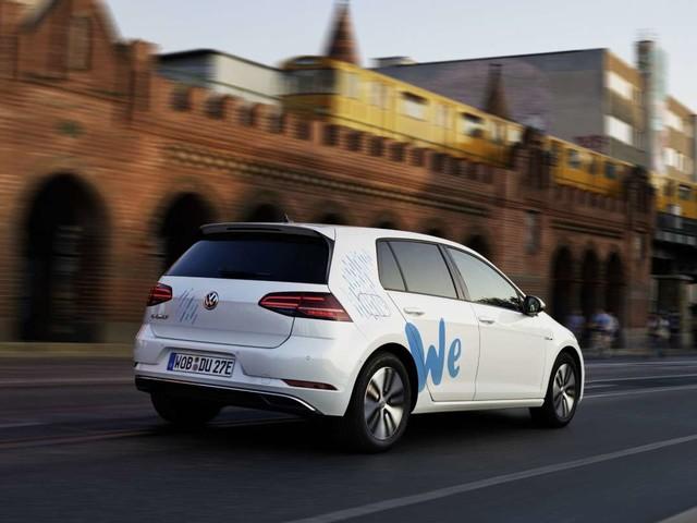 Autopartage: Volkswagen va lancer le service WeShare à Paris