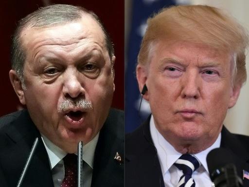 """Syrie : la Turquie pas """"intimidée"""" par les menaces de Trump"""
