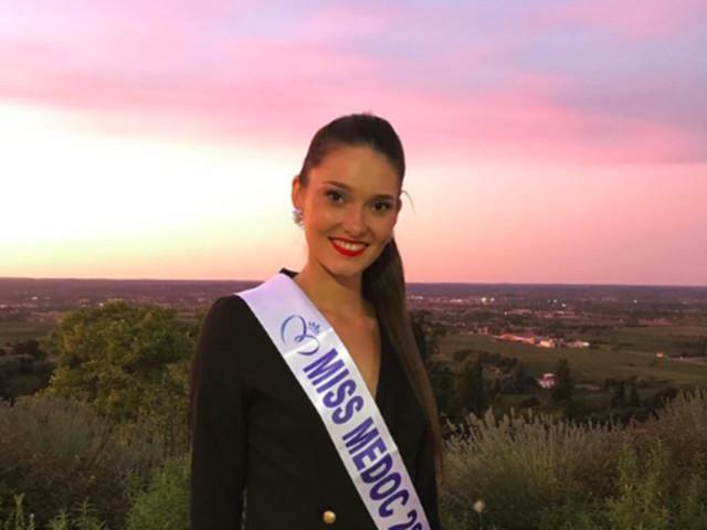 PHOTOS. Miss France 2020: découvrez Justine Delmas, la sublime Miss Aquitaine 2019