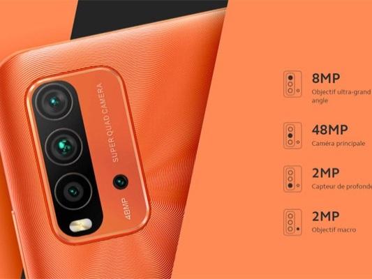 Nouveau venu dans la famille Redmi, le Xiaomi Redmi 9T pour l'entrée de gamme